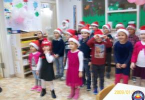 """Božićna priredba odg.skupine """"Dupini"""""""