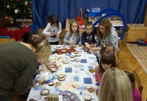Božićna radionica: Tratinčice i Bubamare